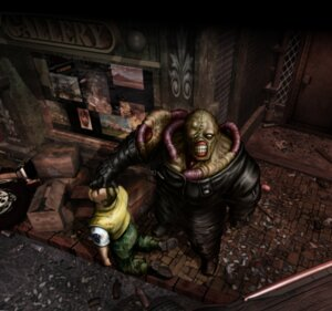 Rating: Safe Score: 9 Tags: male nemesis_(resident_evil) resident_evil User: Radioactive