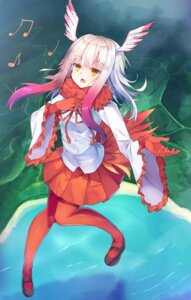 Rating: Safe Score: 22 Tags: crested_ibis hopepe kemono_friends pantyhose wings User: Mr_GT