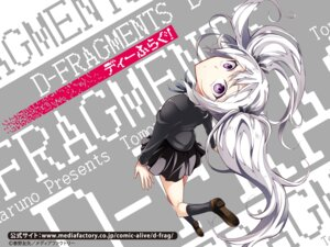Rating: Safe Score: 44 Tags: d-fragments sakai_tama seifuku tagme User: akagiss