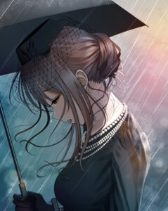 Rating: Questionable Score: 22 Tags: tagme the_idolm@ster the_idolm@ster_shiny_colors umbrella User: Mr_GT