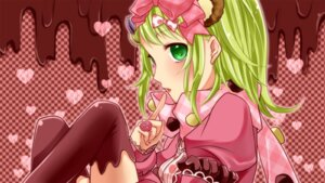 Rating: Safe Score: 13 Tags: gumi thighhighs valentine vocaloid yayoi User: Nekotsúh