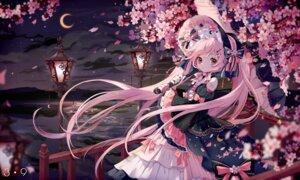 Rating: Safe Score: 26 Tags: gothic_lolita hatsune_miku lolita_fashion nishina_hima sakura_miku umbrella vocaloid User: BattlequeenYume