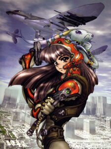 Rating: Safe Score: 10 Tags: shirow_masamune User: Wraith