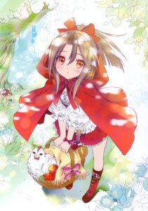 Rating: Safe Score: 22 Tags: carnelian cosplay kantai_collection little_red_riding_hood_(character) User: Nepcoheart