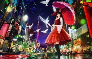 Rating: Safe Score: 25 Tags: dress gothic_lolita lolita_fashion shitub52 thighhighs umbrella User: Mr_GT