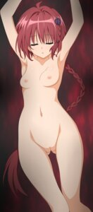 Rating: Explicit Score: 56 Tags: kurosaki_mea naked nipples photoshop pussy shige_(moe-ren.net) to_love_ru to_love_ru_darkness uncensored vector_trace User: monketh