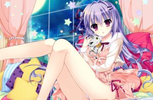 Rating: Safe Score: 91 Tags: dress neko pantsu shiwasu_horio User: 糖果部部长