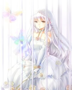 Rating: Safe Score: 35 Tags: bondage dress shironeko_yuuki wedding_dress User: 23yAyuMe