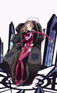 Rating: Safe Score: 15 Tags: bodysuit guilty_crown shinomiya_ayase ymd User: Kaixa