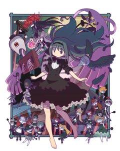 Rating: Safe Score: 29 Tags: akemi_homura dress gecchu puella_magi_madoka_magica User: SubaruSumeragi