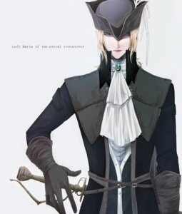 Rating: Safe Score: 4 Tags: bloodborne itsuki_(itsukiovo) lady_maria_of_the_astral_clocktower sword User: charunetra