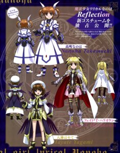 Rating: Safe Score: 6 Tags: armor mahou_shoujo_lyrical_nanoha thighhighs uniform User: drop