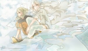 Rating: Safe Score: 11 Tags: ia_(vocaloid) mizutamari_tori vocaloid User: WhiteExecutor