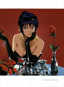 Rating: Safe Score: 18 Tags: cleavage cowboy_bebop faye_valentine User: lzcli