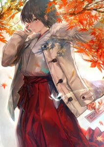 Rating: Safe Score: 32 Tags: hoojiro miko User: Mr_GT