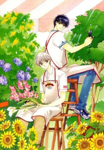 Rating: Safe Score: 5 Tags: card_captor_sakura clamp kinomoto_touya male tsukishiro_yukito User: Share