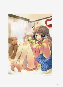 Rating: Safe Score: 8 Tags: headphones ito_noizi pantsu User: admin2