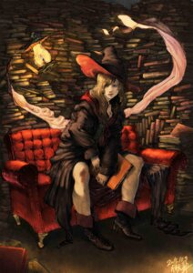 Rating: Safe Score: 6 Tags: heels witch zennosuke User: Noodoll