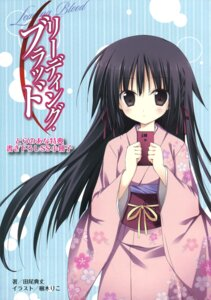 Rating: Safe Score: 39 Tags: kimono korie_riko leading_blood User: Twinsenzw