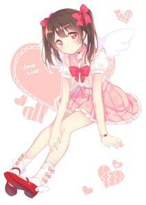 Rating: Safe Score: 44 Tags: love_live! nerunnn wings yazawa_nico User: Mr_GT