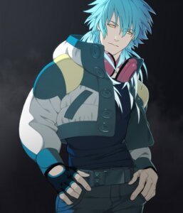 Rating: Safe Score: 9 Tags: dramatical_murder honya_lala male nitroplus nitroplus_chiral seragaki_aoba User: Riven