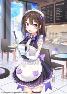 Rating: Safe Score: 33 Tags: garter maid moong_gya waitress User: Mr_GT