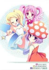 Rating: Safe Score: 17 Tags: densuke. gdgd_fairies korokoro pikupiku shirushiru tanihara_natsuki User: fireattack