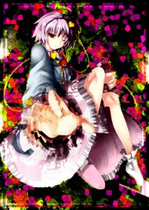 Rating: Safe Score: 5 Tags: kazetto komeiji_satori touhou User: petopeto
