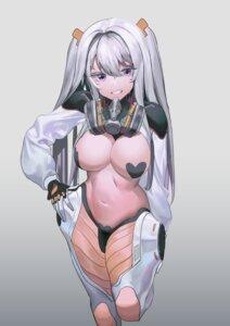 Rating: Questionable Score: 33 Tags: breasts ihobus maebari no_bra nopan pasties User: Mr_GT