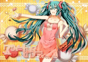 Rating: Safe Score: 16 Tags: arisaka_ako hatsune_miku vocaloid User: Radioactive