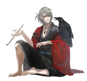 Rating: Safe Score: 8 Tags: japanese_clothes kirinosuke male User: Mistalleks