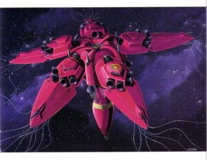 Rating: Safe Score: 5 Tags: gundam gundam_f91 mecha okawara_kunio User: Radioactive