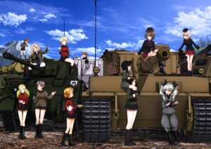 Rating: Safe Score: 22 Tags: alisa_(girls_und_panzer) anchovy assam darjeeling girls_und_panzer itsumi_erika katyusha kay_(girls_und_panzer) naomi_(girls_und_panzer) nina_(girls_und_panzer) nishizumi_maho nonna orange_pekoe thighhighs uniform User: drop