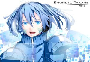 Rating: Safe Score: 9 Tags: enomoto_takane headphones mekakucity_actors User: Poubelle