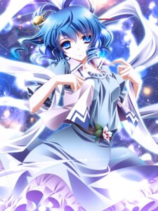 Rating: Safe Score: 31 Tags: dress kaku_seiga monety touhou User: charunetra