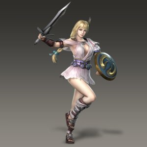 Rating: Safe Score: 17 Tags: cleavage dress no_bra see_through sophitia_alexandra soul_calibur sword weapon User: Yokaiou