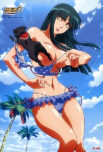 Rating: Questionable Score: 42 Tags: bikini kouno_sachiko ouka_nagisa super_robot_wars super_robot_wars_og super_robot_wars_og_the_inspector swimsuits wardrobe_malfunction User: YamatoBomber