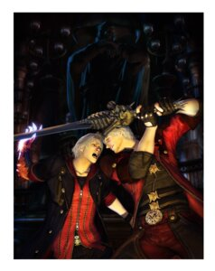 Rating: Safe Score: 5 Tags: cg dante devil_may_cry male nero User: Radioactive