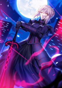Rating: Safe Score: 12 Tags: armor fate/grand_order fate/stay_night fuyuki_(neigedhiver) saber saber_alter sword User: Nepcoheart