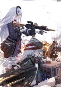 Rating: Questionable Score: 22 Tags: g11_(girls_frontline) girls_frontline gun hk416_(girls_frontline) nekoya_(liu) tagme thighhighs ump45_(girls_frontline) ump9_(girls_frontline) User: Mr_GT