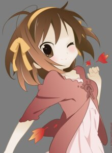 Rating: Safe Score: 19 Tags: signed suzumiya_haruhi suzumiya_haruhi_no_yuuutsu transparent_png vector_trace User: fluke