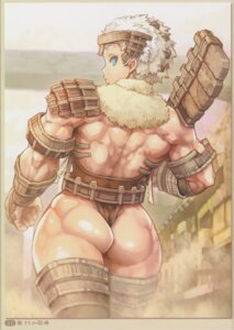 Rating: Questionable Score: 9 Tags: anthropomorphization argus ass gatten shadow_of_the_colossus shigatake thighhighs User: MDGeist