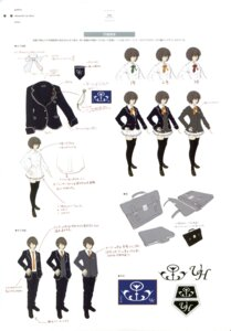 Rating: Safe Score: 7 Tags: character_design seifuku sketch tagme thighhighs ushinawareta_mirai_wo_motomete User: Twinsenzw