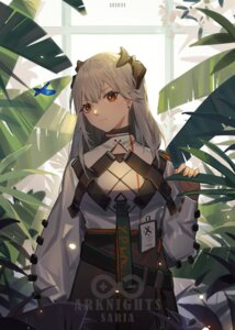 Rating: Questionable Score: 4 Tags: arknights horns saria_(arknights) xtears_kitsune User: Dreista