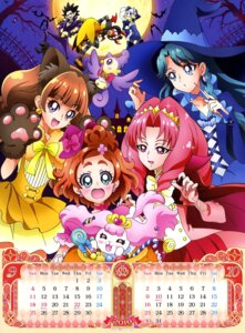 Rating: Questionable Score: 9 Tags: akagi_towa amanogawa_kirara aroma_(precure) calendar close_(precure) dress go!_princess_pretty_cure halloween haruno_haruka kaidou_minami lock_(precure) pretty_cure puff_(precure) shut_(precure) weapon witch User: drop