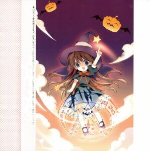 Rating: Safe Score: 8 Tags: chibi rei rei's_room thighhighs witch User: syaoran-kun