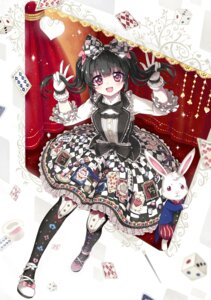 Rating: Safe Score: 36 Tags: abyss_of_parliament dress lolita_fashion pantyhose User: Mr_GT
