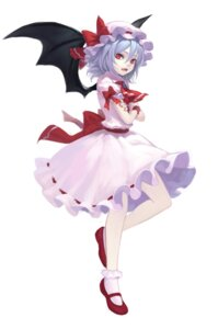 Rating: Safe Score: 25 Tags: dress remilia_scarlet touhou wings zengxianxin User: Mr_GT