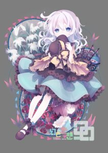 Rating: Safe Score: 20 Tags: curtain komeiji_koishi touhou User: tbchyu001