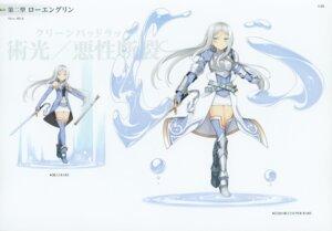 Rating: Safe Score: 8 Tags: armor heels kairisei_million_arthur sword tagme thighhighs uruugekka User: Radioactive